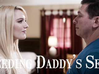 Needing Daddy's Seed, Scene #01