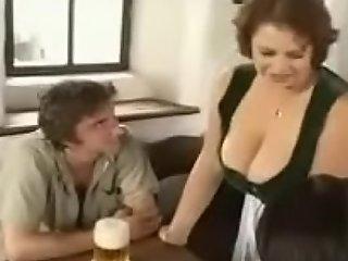 Hot BBW Mom seducing young boys fro embargo (vintage)