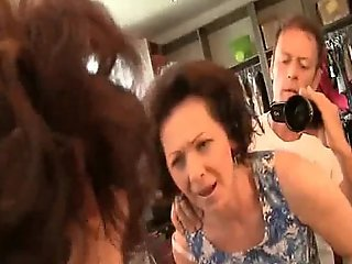 Rocco siffredi hawt ravishing older ladies