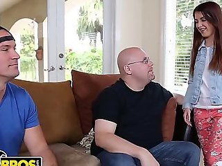BANGBROS - 18yo Sally Squirt Gets Banged Out By Fat Dick Sean Terrorist
