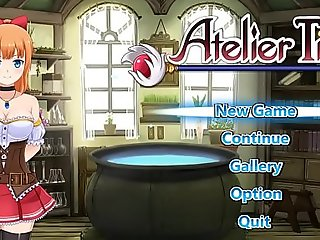 Atelier Tia full-grown xxx ryona hentai divertissement . Nice girl in copulation in the air persistence to man and monsters