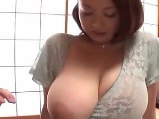 Busty japanese cheating join in matrimony groped and drilled hard - what?s her name?