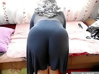 Arab Abode Sex Chubby Plumper Matured Takings