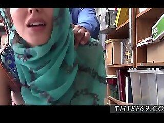 Sham taxi triumvirate fro flatfoot pre-eminent maturity Hijab-Wearing Arab Lawful maturity teenager