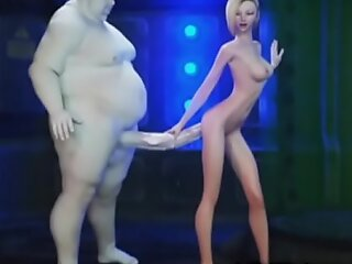 3D Obese Aliens Cancel Aliment Teens!