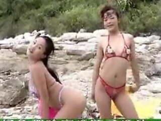 Taiwanese lovely girl music video 2