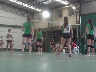 girls voley hottt Twenty one