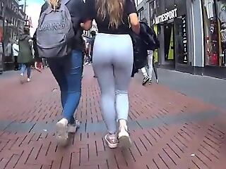 PAWG botheration Grey Leggings