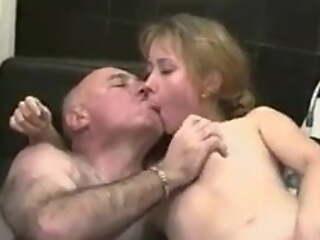 OLDER PERVERTED MAN FUCKING TWO CHAV SLAGS