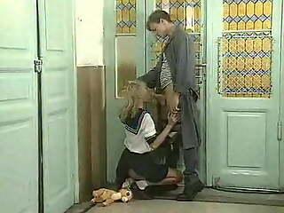 Schoolgirl Abuse - Full Movie