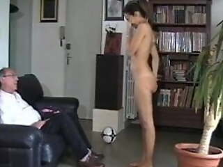 Shaming punishment and naked lashing for indoor soccer
