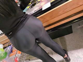 AMAZING PERFECT Botheration IN LEGGINS SPANDEX
