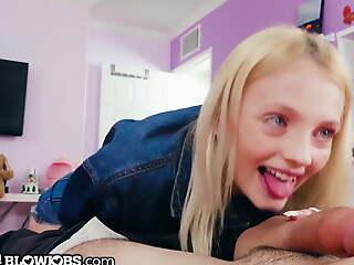 OnlyTeenBlowjobs - Cute Teen Is Not Ergo Innocent