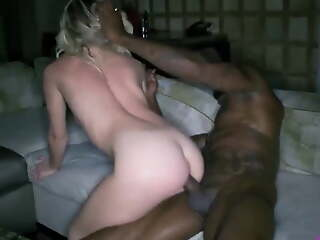 Collection videoo with interracial coition