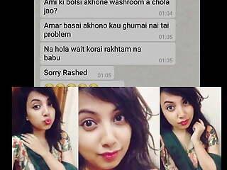 Banglad Girl Flick Call Kashfiar Jamal Prity from Chittago