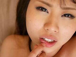 Japanese chick, Nene Kinoshita is cheating, uncensored