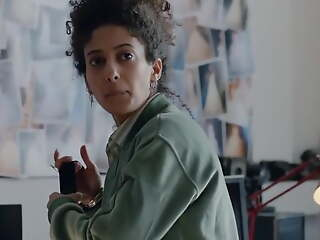 Mouna Hawa - Sexy Arab Palestinian Actress