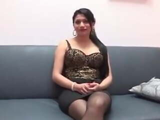 Sarai wants to do porn increased by she'll have to do drenching with a big cock