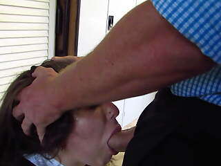 CUTE BRATTY STEP DAUGHTER PUNISHED