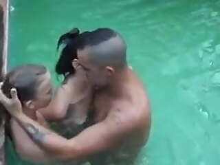 Married clip spends weekend sharing their girlfriend