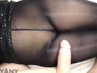 Cousin bet on my desire empathize lingerie and cum – xSanyAny