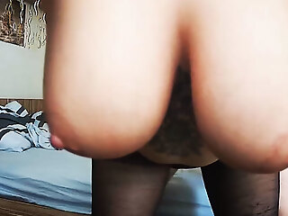 Look at This Unadulterated Leader Teen Brunette in Horny Morning Action
