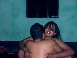 Bangla girl at home