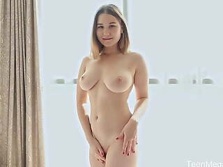 TeenMegaWorld - Everyday jogging ends with an orgasm