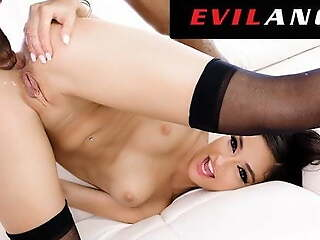 EvilAngel - Emily Willis Gapes Be expeditious for Mammoth Cock