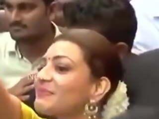 South Indian actress Samantha has her boobs fondled