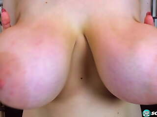 Rocking prominent Breasts - 4