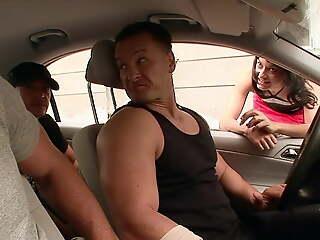 The captive street hooker. BDSM movie.