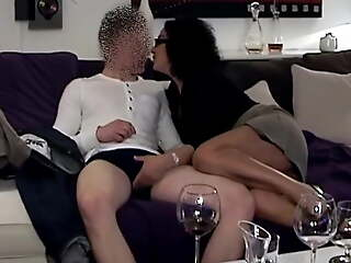 The apprentice, consent on and fuck, the Arab MILF isn't finished.