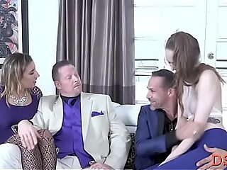 Charming diva Samantha Hayes can't get proper of fucking