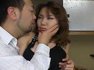 Ayu Mayumi gets fingers everywhere sex