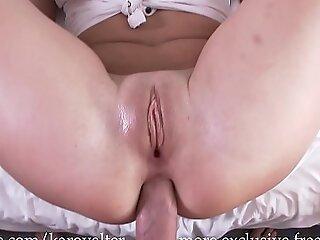 Fucked my friend's sexy mommy round big ass - I cherish her anal