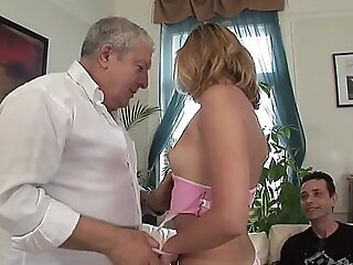 TWO Individuals FUCK THEIR DREAM GIRL TOGETHER !!