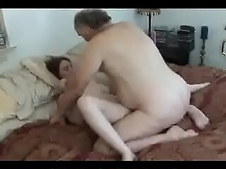 Ugly Old Man Fucks Melissa Relative to Her First Time Sex Audition