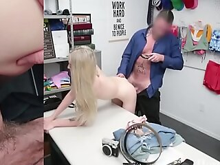 Teen Whore Gets Caught Filching And Gets Fucked- Lily Larimar