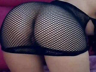 Sexy Unembellished Babe In Fishnets - Spankbangxxx porn movie