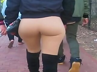 Sexy Slim Thick Phat Ass  - Candid Booty !!!!