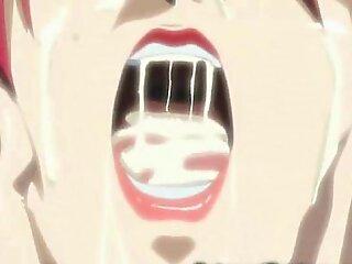 Weird Hentai Futanari Sex!