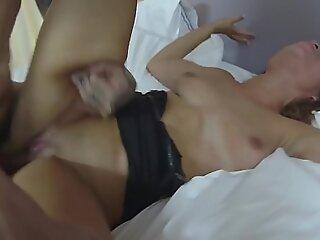 Rough fuck of sexy Jamie Marleigh