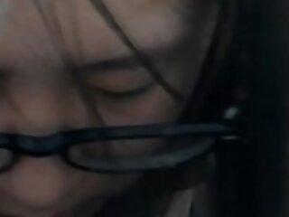 眼鏡っ娘とバックセックス