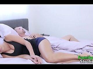 American Dad Bangs Step Daughter: FamilyStrokexxx porn film over