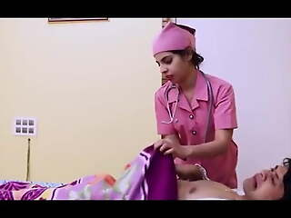 Doctor and hot nurse attempt firm sexual intercourse in their room
