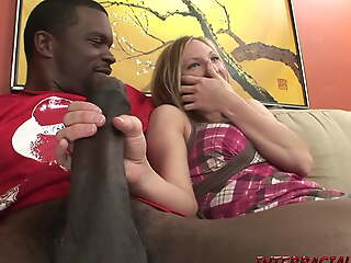 Emily and her Teen Twat Scream for More Mannaconda