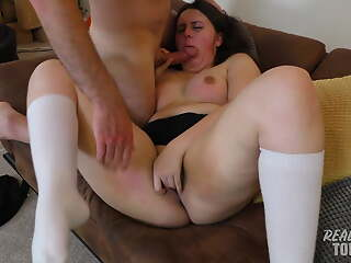 FIRST TIMER for THROAT & ANAL DOMINATION