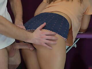 Fucked my housewife in the ass – ANAL CREAMPIE