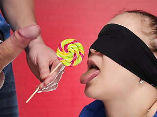 TASTE GAME – I sucked lollipops and then a flabbergast awaited me